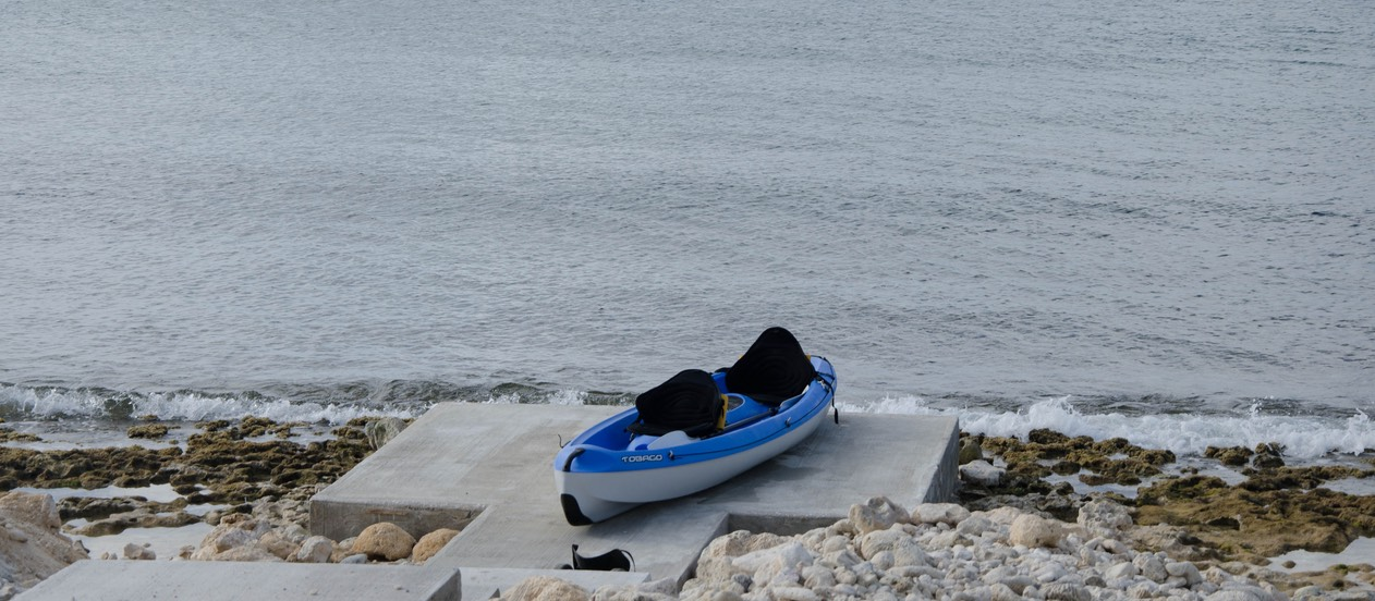 Tandem Kayak is Ready!